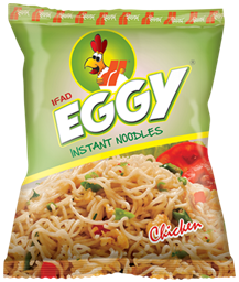 Picture of EGGY INSTANT NOODLES (CHICKEN)